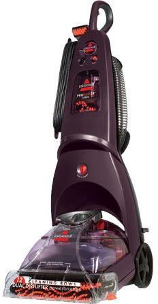 bissell w proheat 2x turbo upright vacuum cleaner 9400e