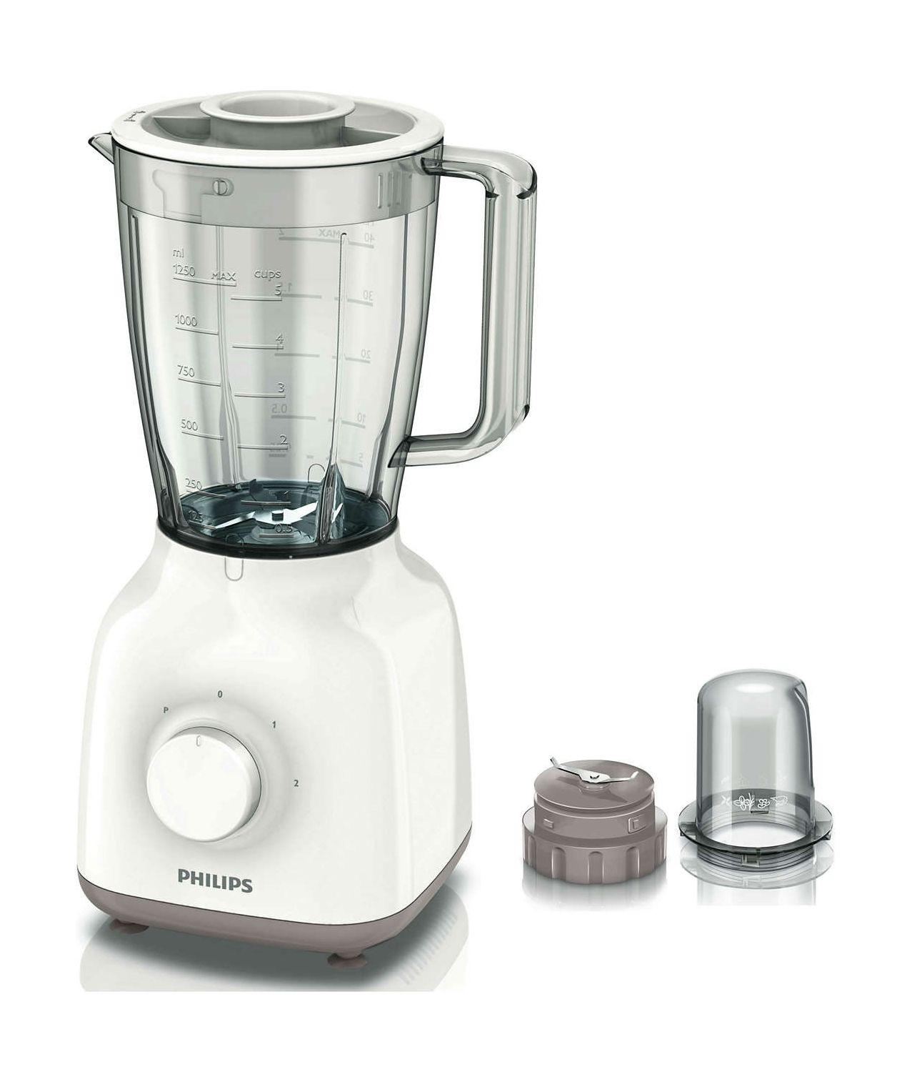 philips daily collection blender with mini chopper 15